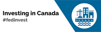 With Support from Canada's Economic Action Plan logo